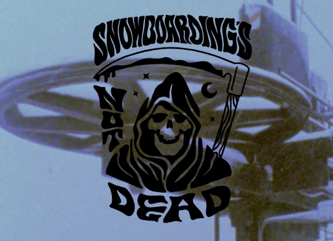 Snowboarding is not dead 2